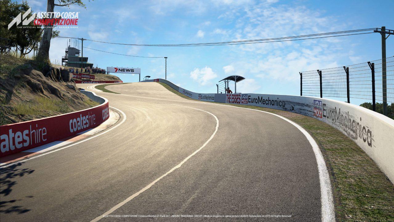 Premières informations sur le premier pack d'extension d'Assetto Corsa Competizione