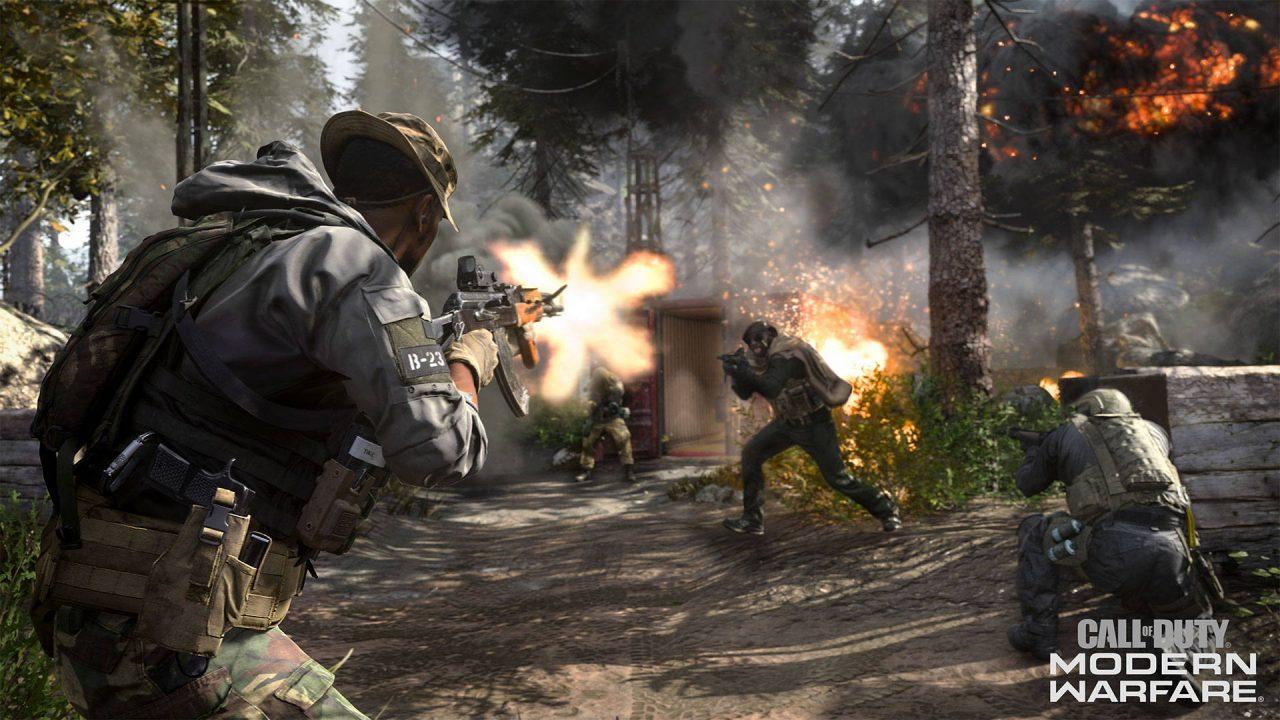 Achetez une carte graphique Nvidia et obtenez Call of Duty Modern Warfare gratuitement sur PC