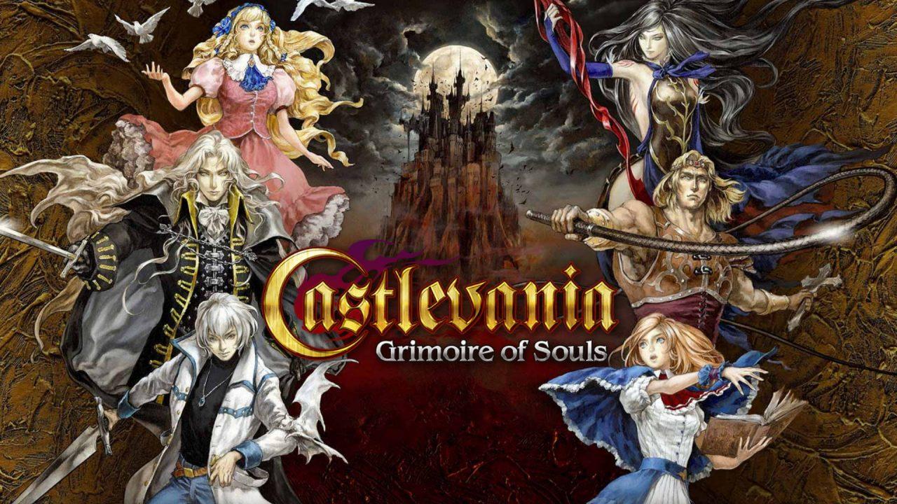 Konami annonce Castlevania Grimoire of Souls sur mobiles