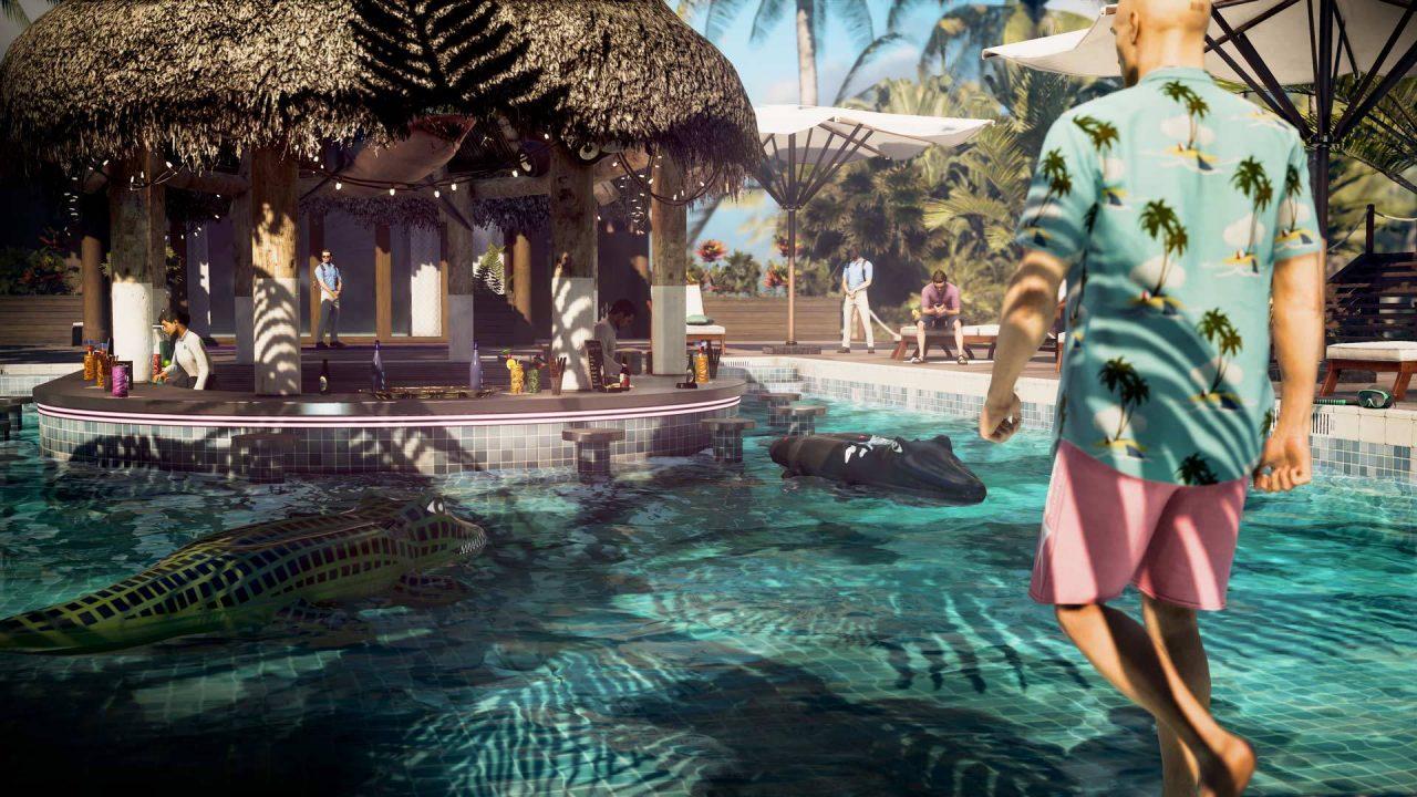 L'Agent 47 va pouvoir découvrir une île paradisiaque dans Hitman 2