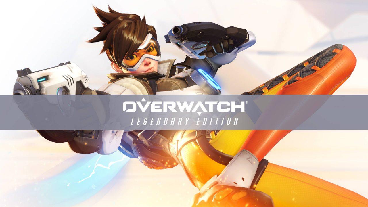 Overwatch arrivera sur Switch à la mi-octobre