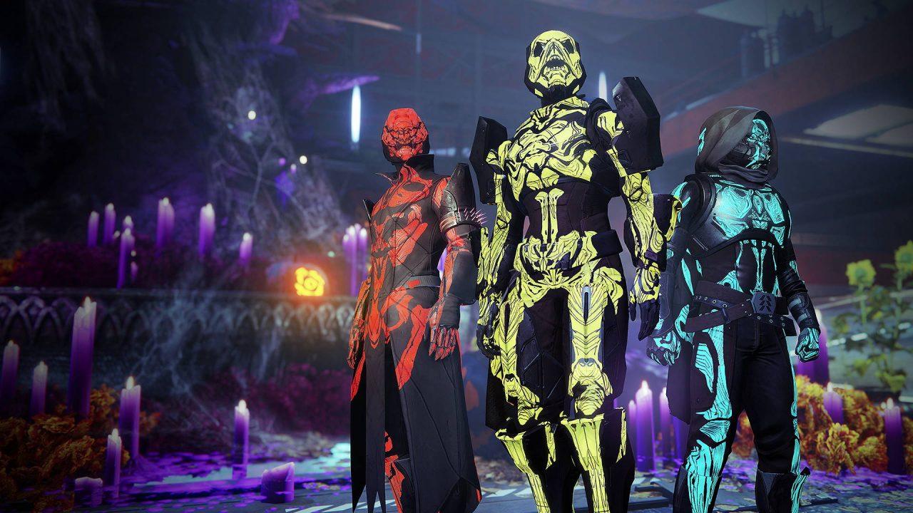 Destiny 2 – Le fête des âmes perdues débarque la semaine prochaine