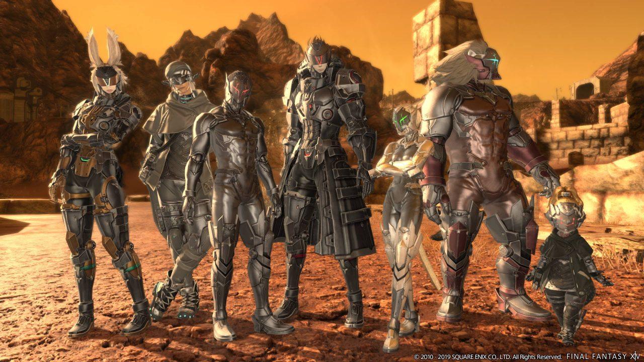 Du nouveau sur Final Fantasy XIV avec la mise à jour 5.11