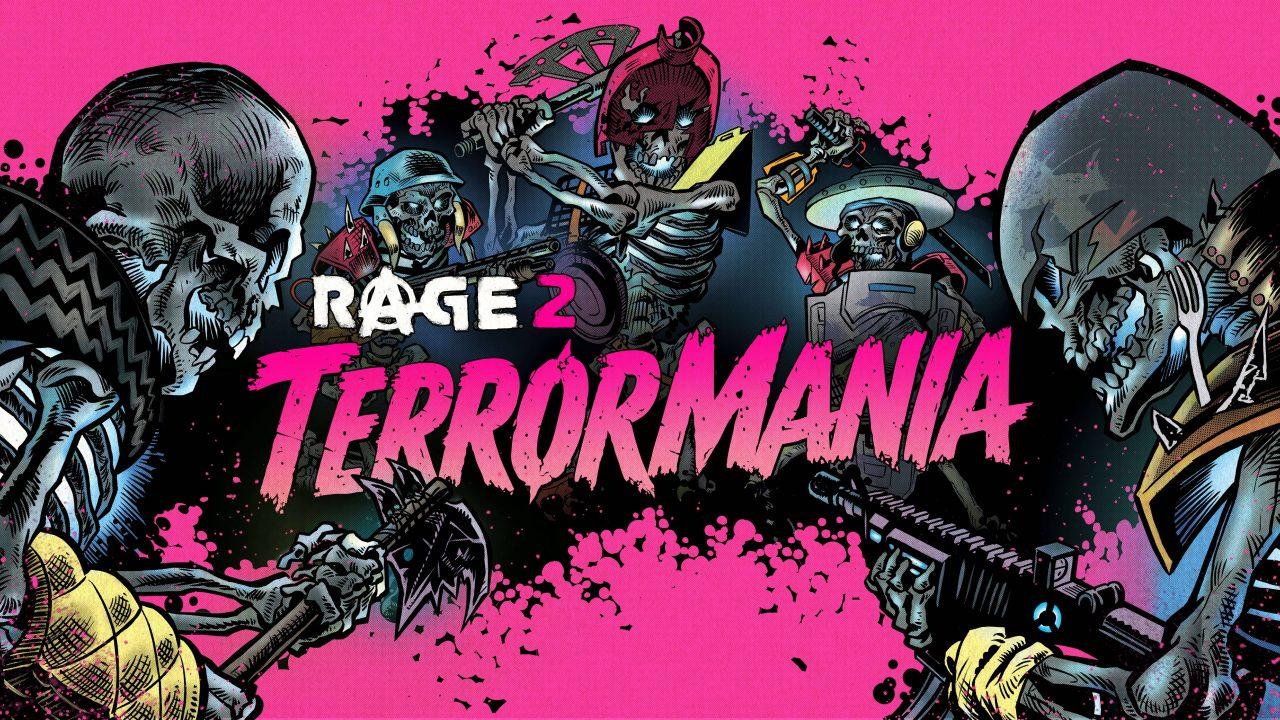 La seconde extension de Rage 2 arrive mi-novembre