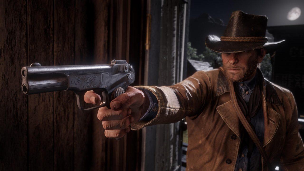 Red Dead Redemption 2 sur PC images à l'appui