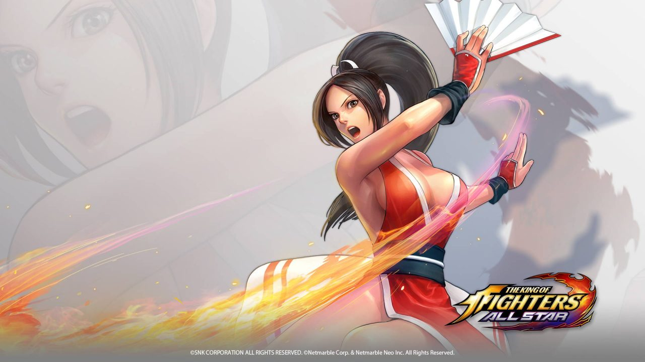 The King of Fighters AllStar disponible sur iOS et Android