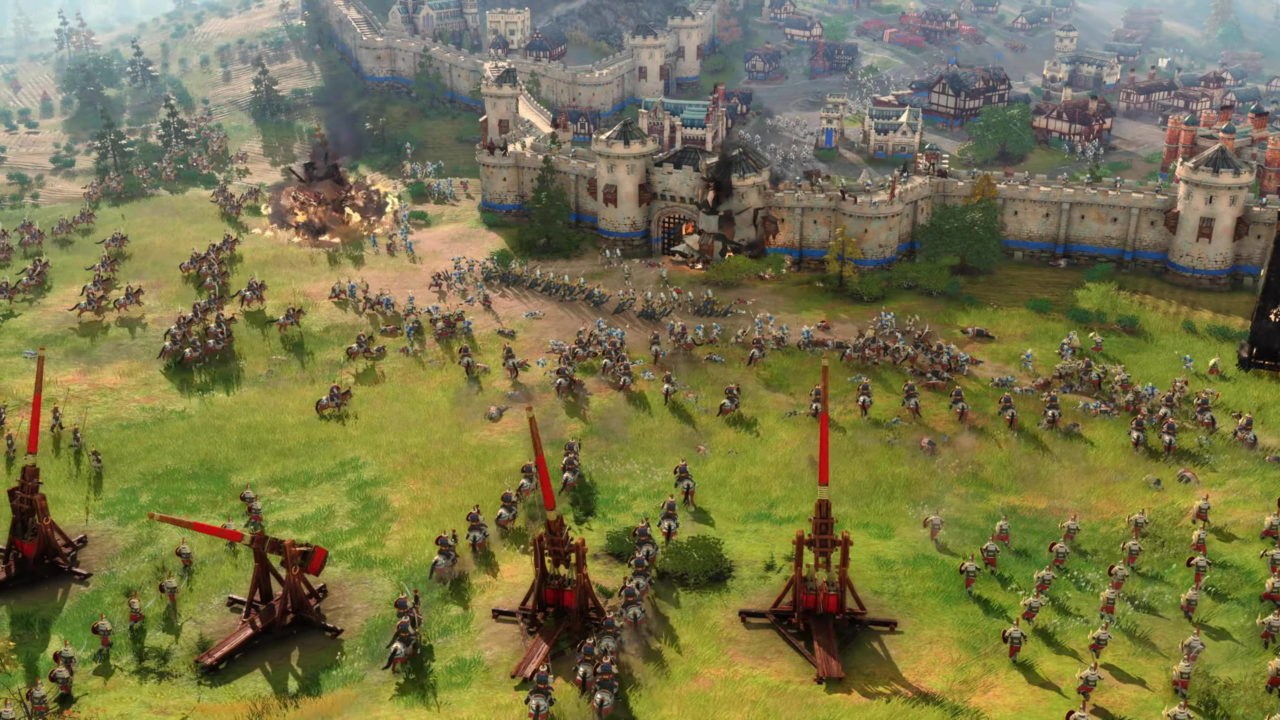Le nouveau studio World's Edge de Microsoft montre Age of Empires IV