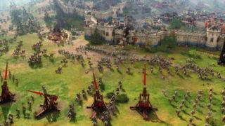 Le nouveau studio World's Edge de Microsoft montre Age of Empires IV