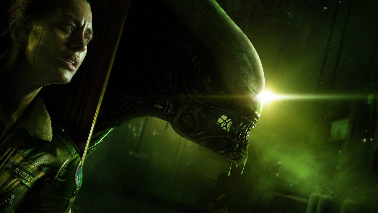 Alien Isolation arrive début décembre sur Switch