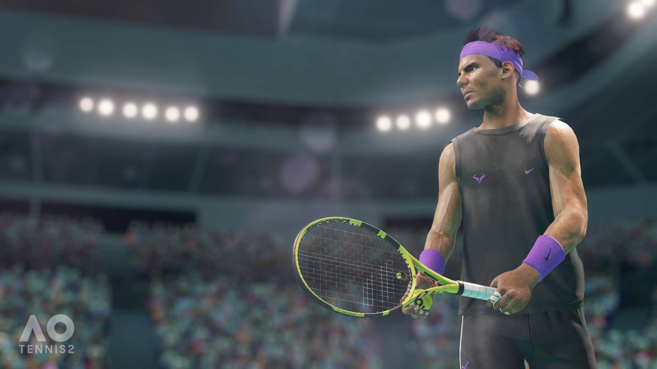 Bigben annonce AO Tennis 2