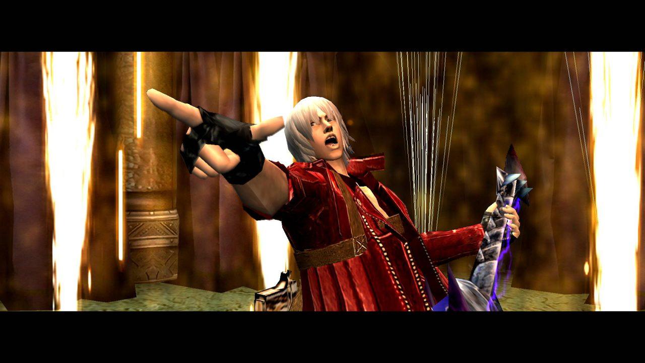 De nouvelles fonctions inédites pour Devil May Cry 3 sur Nintendo Switch