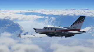 Le retour de Flight Simulator en 2020
