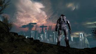 Découvrez la première heure d'Halo Reach sur PC