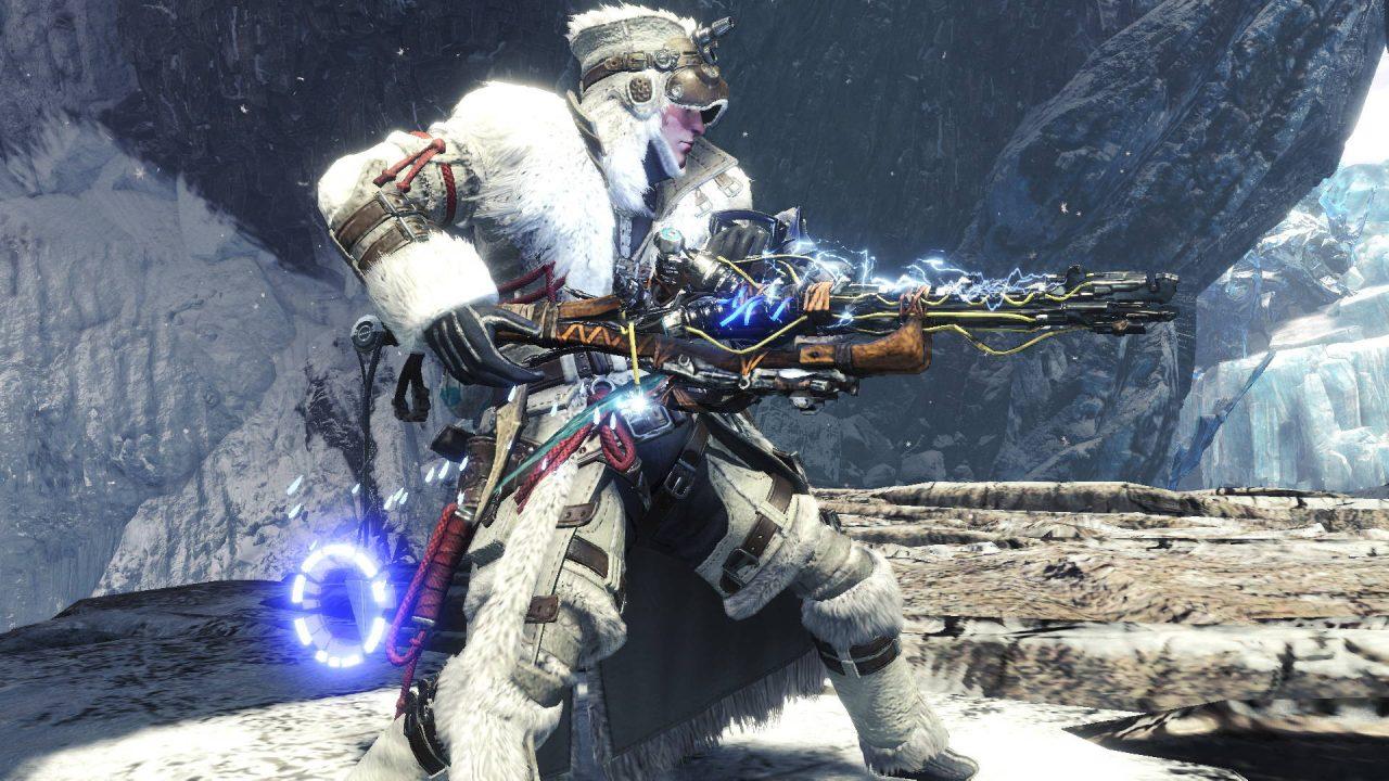 Resident Evil 2 et Horizon Zero Dawn arrivent sur Monster Hunter World Iceborne