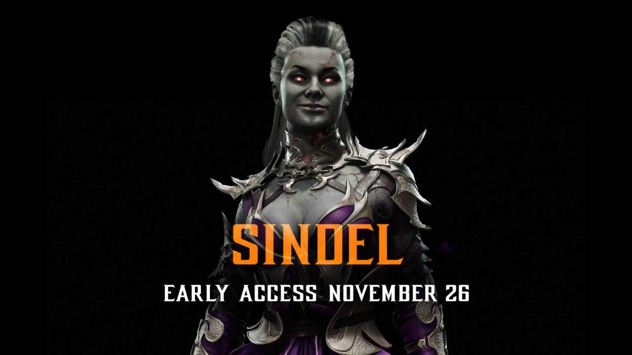 Sindel et les nouveaux combattants pour fin novembre