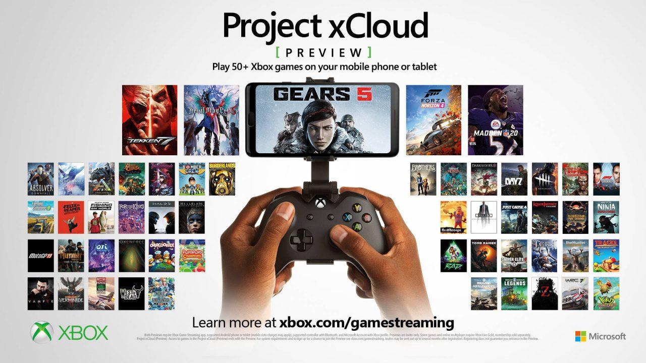 Microsoft évoque son projet xCloud