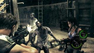 Resident Evil 5 Images