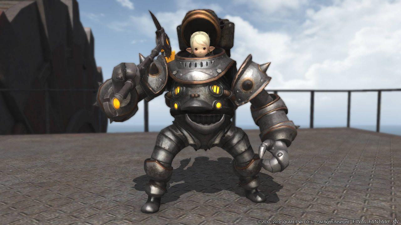 La mise à jour 5.15 de Final Fantasy XIV disponible