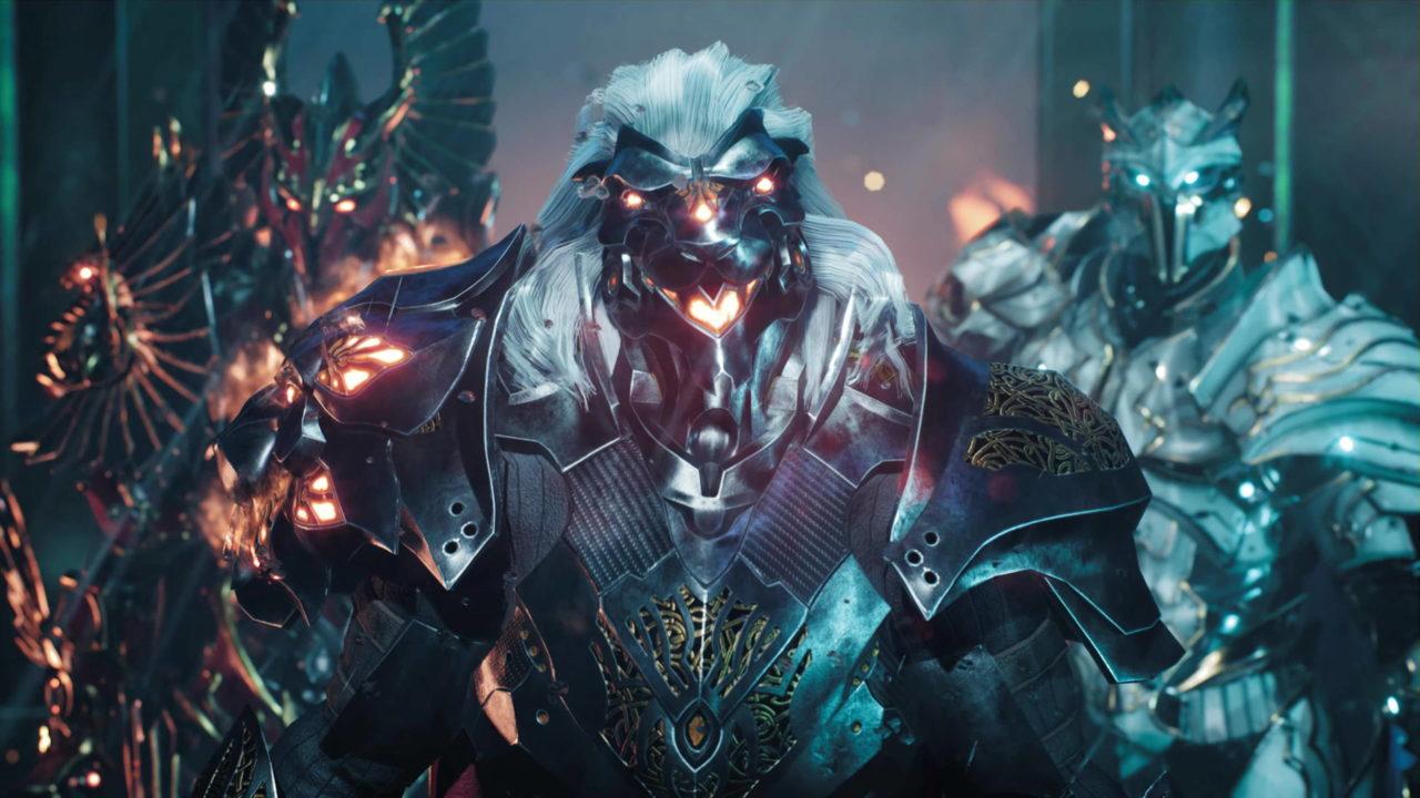 Godfall, le premier titre PS5 confirmé par Counterplay Games et Gearbox Software