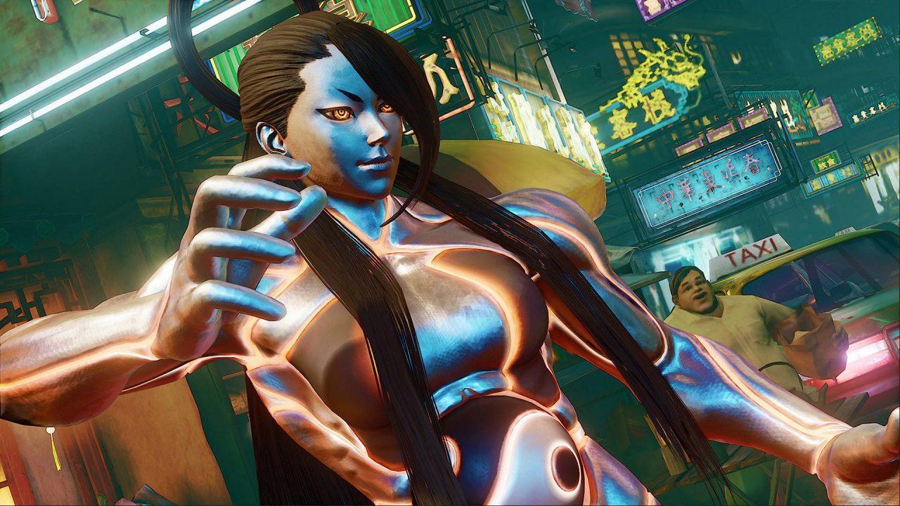 Gill disponible, Seth arrive prochainement dans Street Fighter V