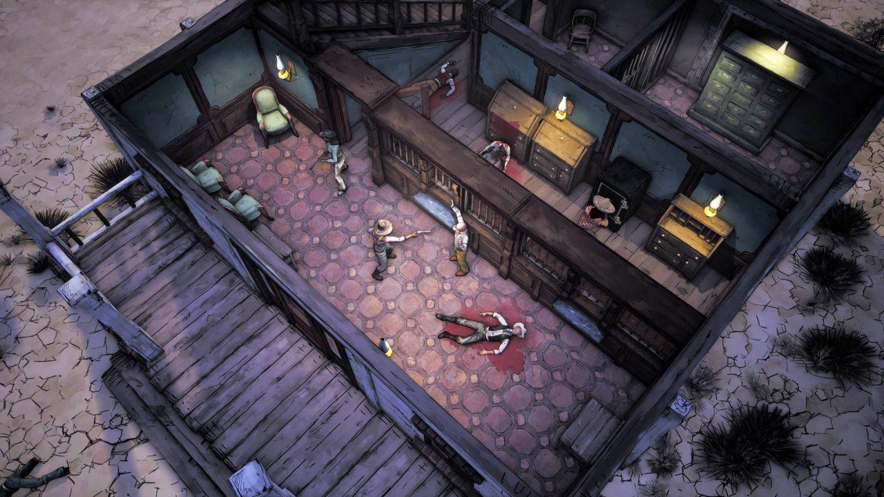 Weird West, le premier action/RPG de WolfEye Studios