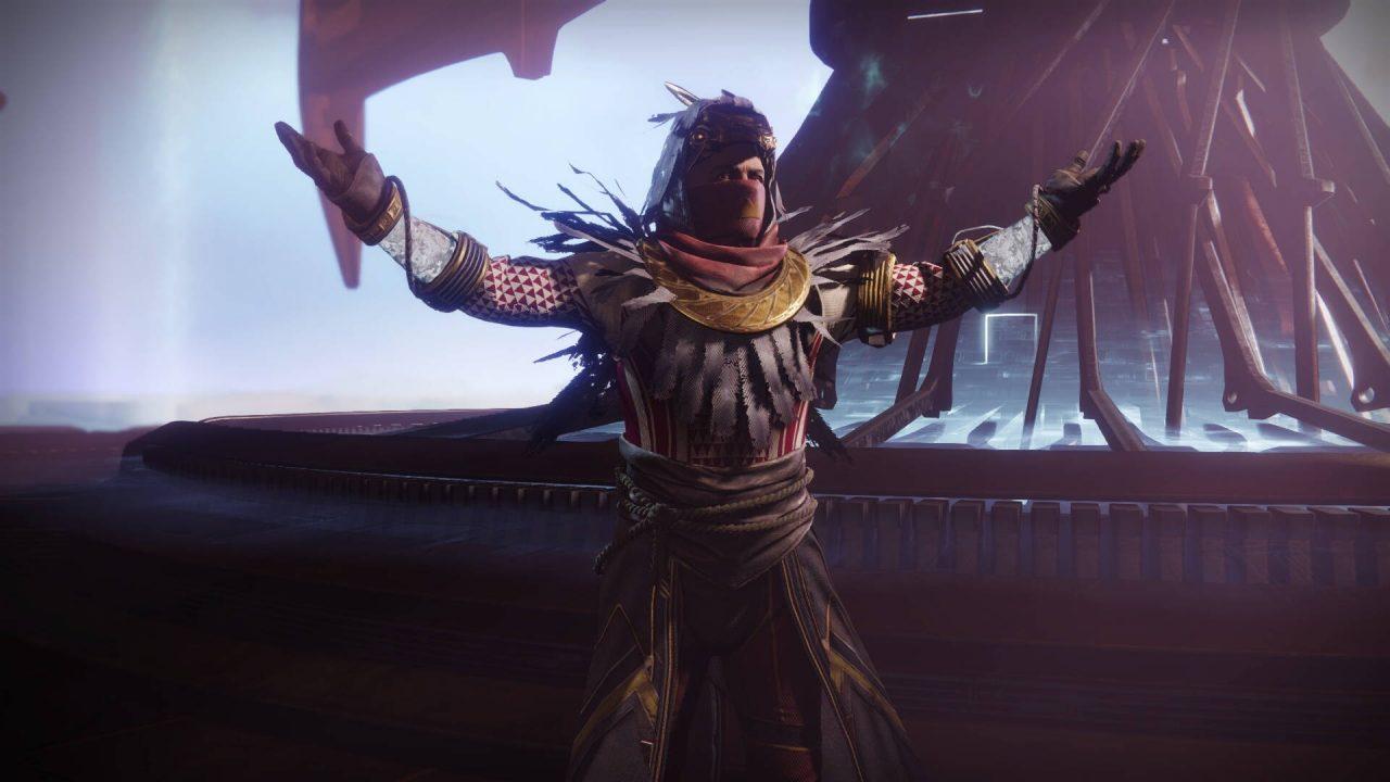 Destiny 2 – La quête Exploration des Corridors du temps terminée [MàJ 2]
