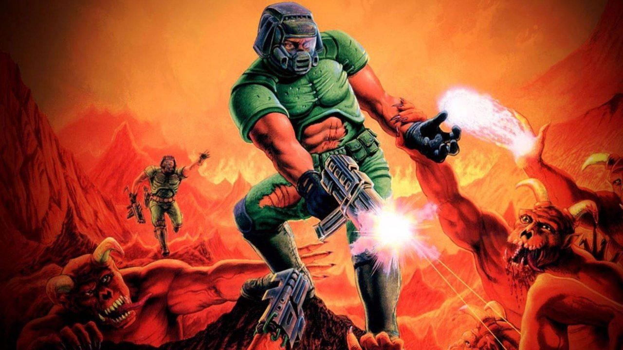 Bethesda met à jour les portages consoles et mobiles de Doom et Doom II