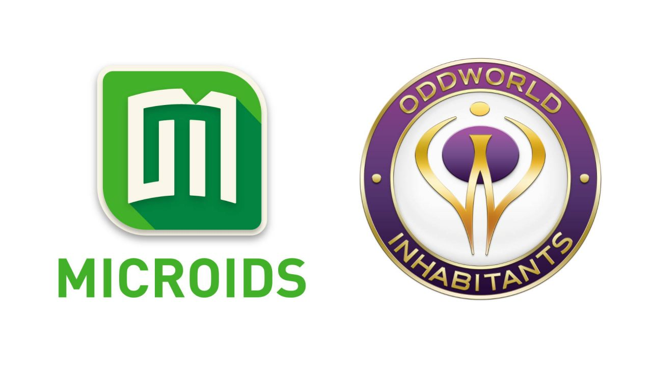 Microïds va co-éditer trois titres d'Oddworld Inhabitants