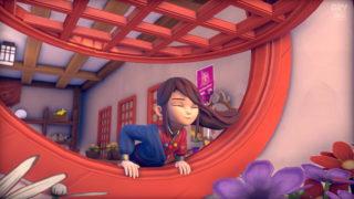 Une nouvelle vidéo pour le jeu d'action/aventure belge Ary & The Secret of Seasons
