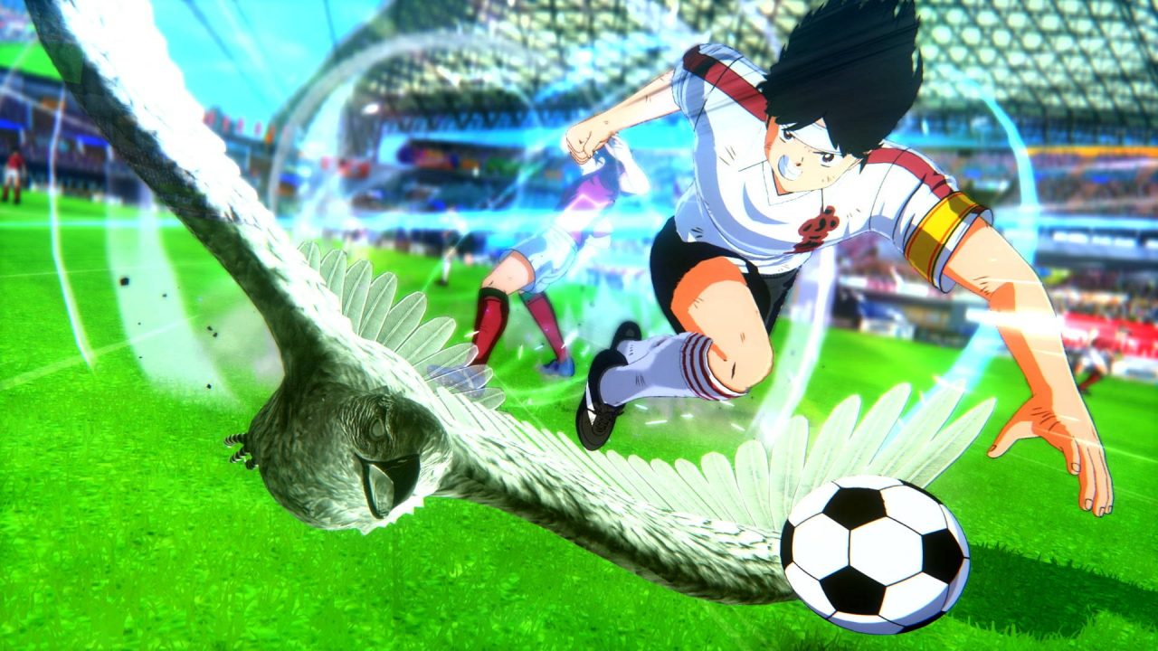 Un mode histoire pour Captain Tsubasa Rise of the Champions