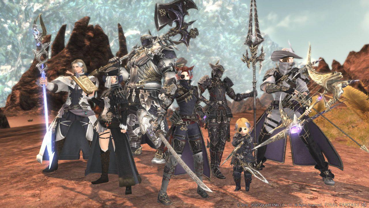 Date de sortie de mise à jour 5.2 de Final Fantasy XIV Online