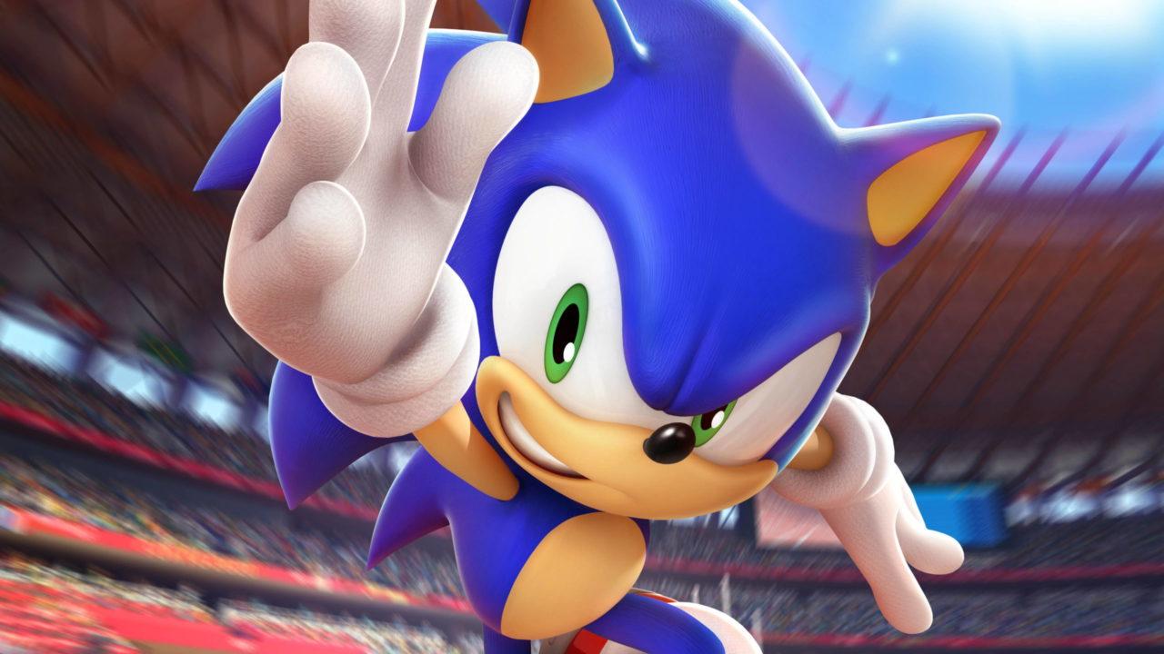 Sonic se met aux Jeux Olympics sur iOS et Android
