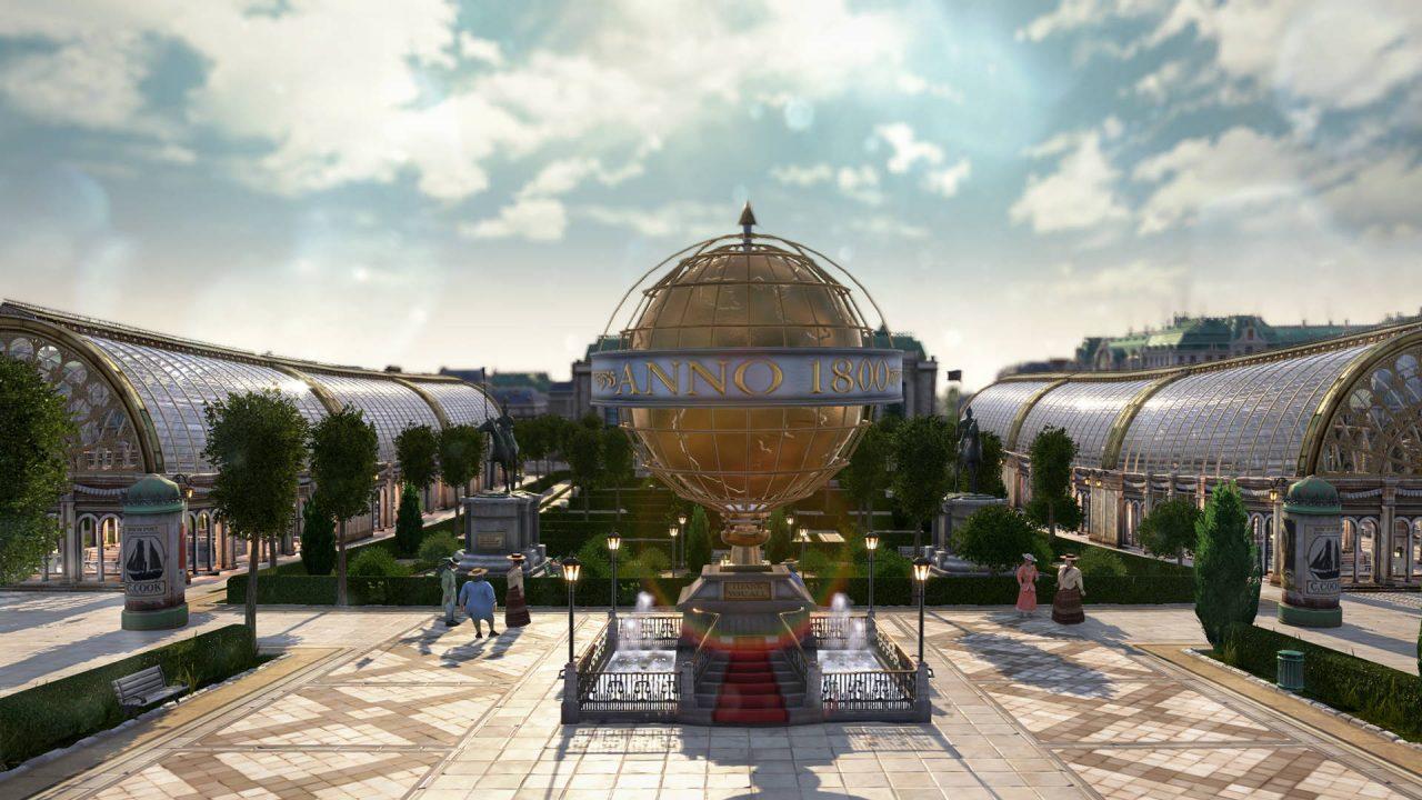 Seconde saison et premier DLC pour Anno 1800