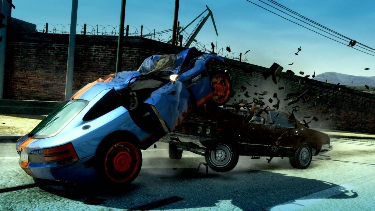 EA annonce Burnout Paradise sur Nintendo Switch