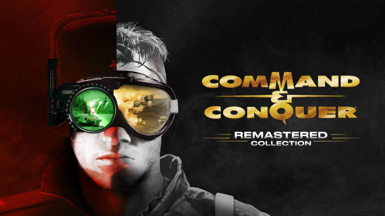 La Collection Command & Conquer Remastered annoncé pour le 5 juin