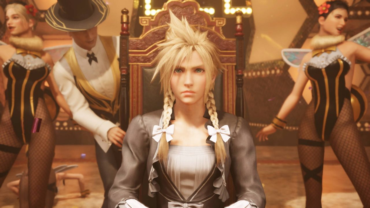 Une nouvelle galerie d'images pour Final Fantasy VII Remake