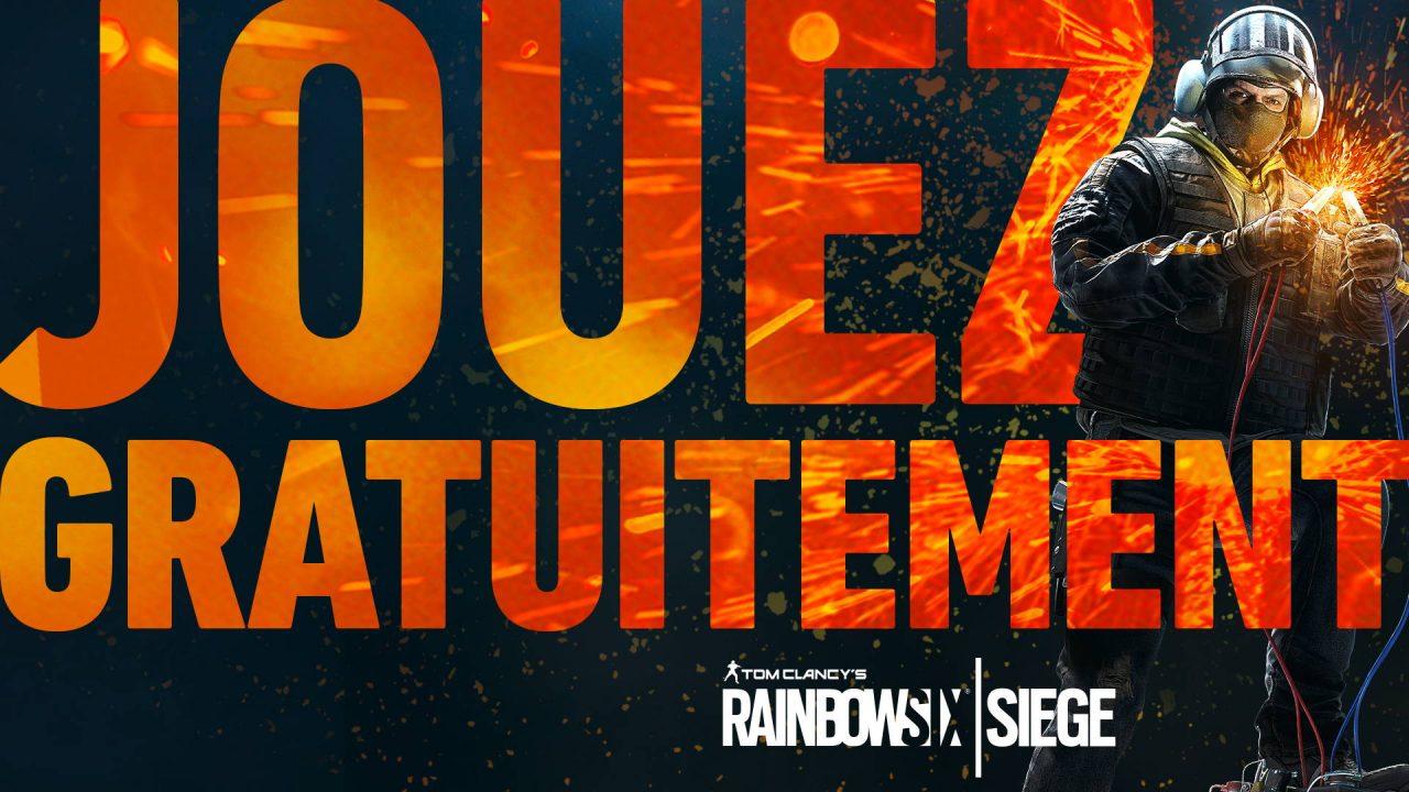 Un week-end gratuit pour Rainbow Six Siege dès ce 5 mars
