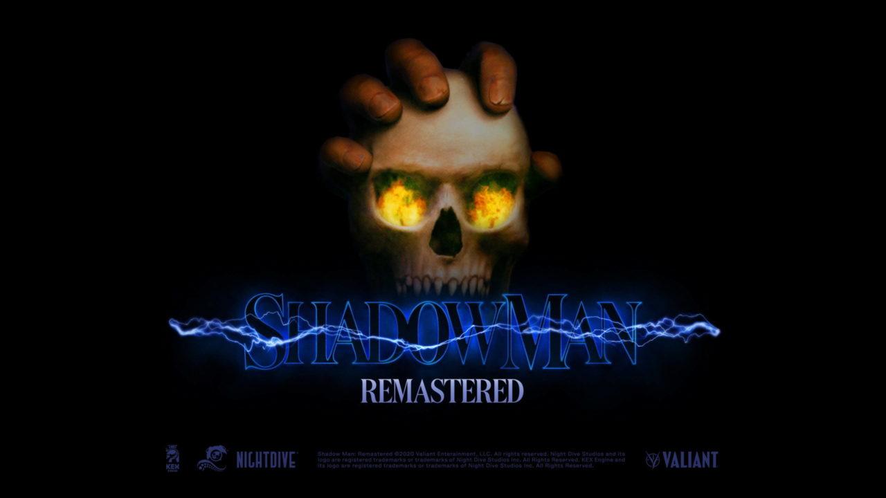 Shadow Man Remastered annoncé sur PS4, Xbox One, Switch et PC