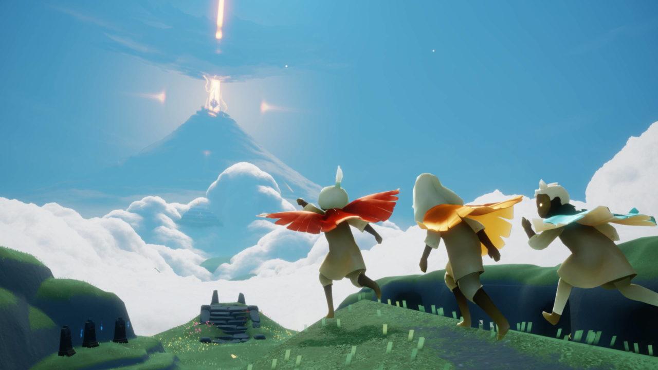 Sky Children of the Light arrive sur Android et annoncé sur Switch