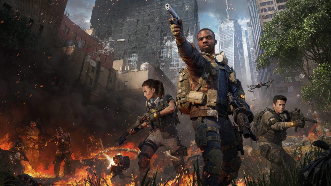 Impressions et vidéo de gameplay 4K UHD de Tom Clancy's The Division Warlords of New York