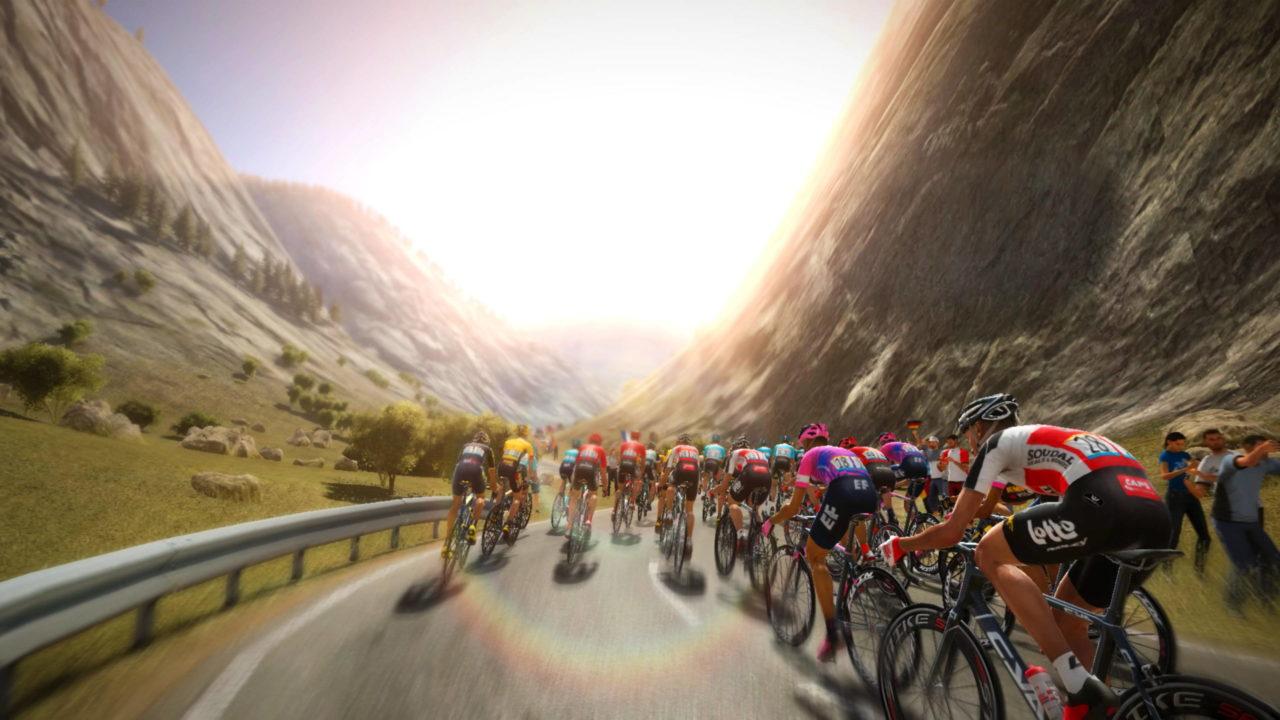 Nacon et Cyanide préparent l'édition 2020 du Tour de France et Pro Cycling Manager