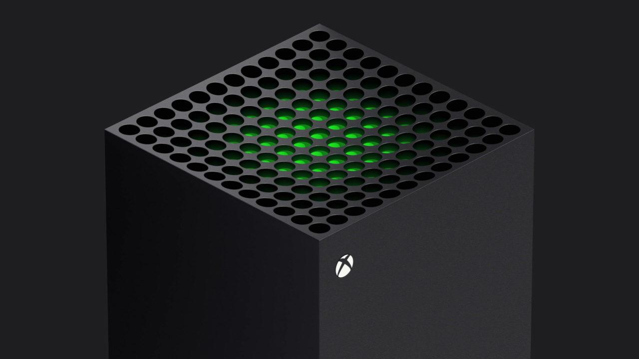 La Xbox Series X sortira en novembre prochain