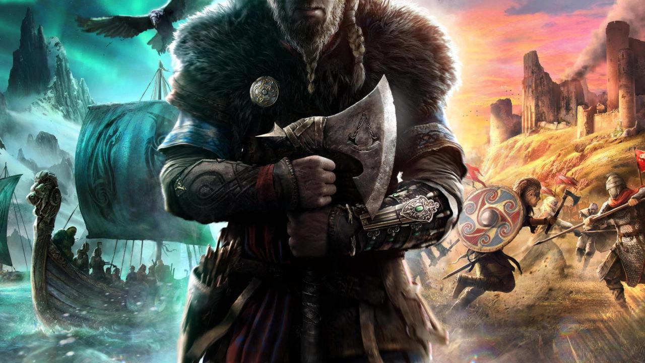 Assassin's Creed Valhalla se dévoile enfin