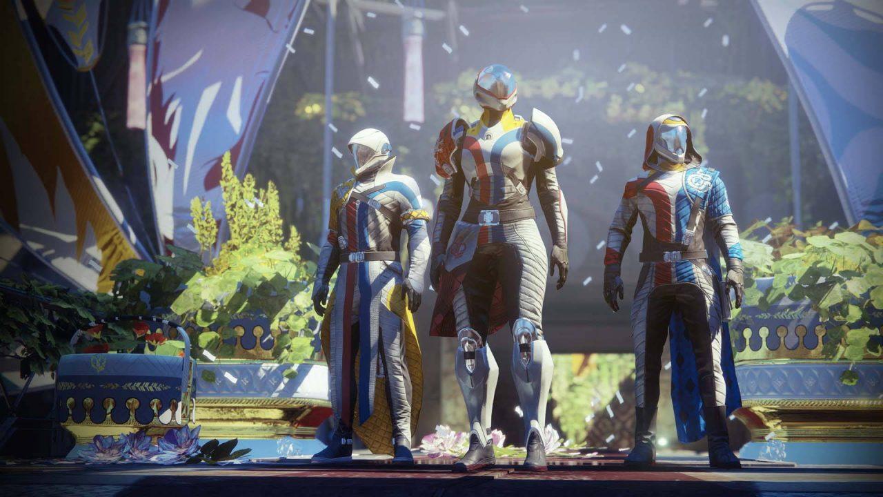 Destiny 2 – La guerre des classes démarre aujourd'hui