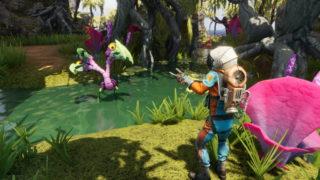 Un DLC et son arrivée sur le Xbox Game Pass pour Journey to the Savage Planet
