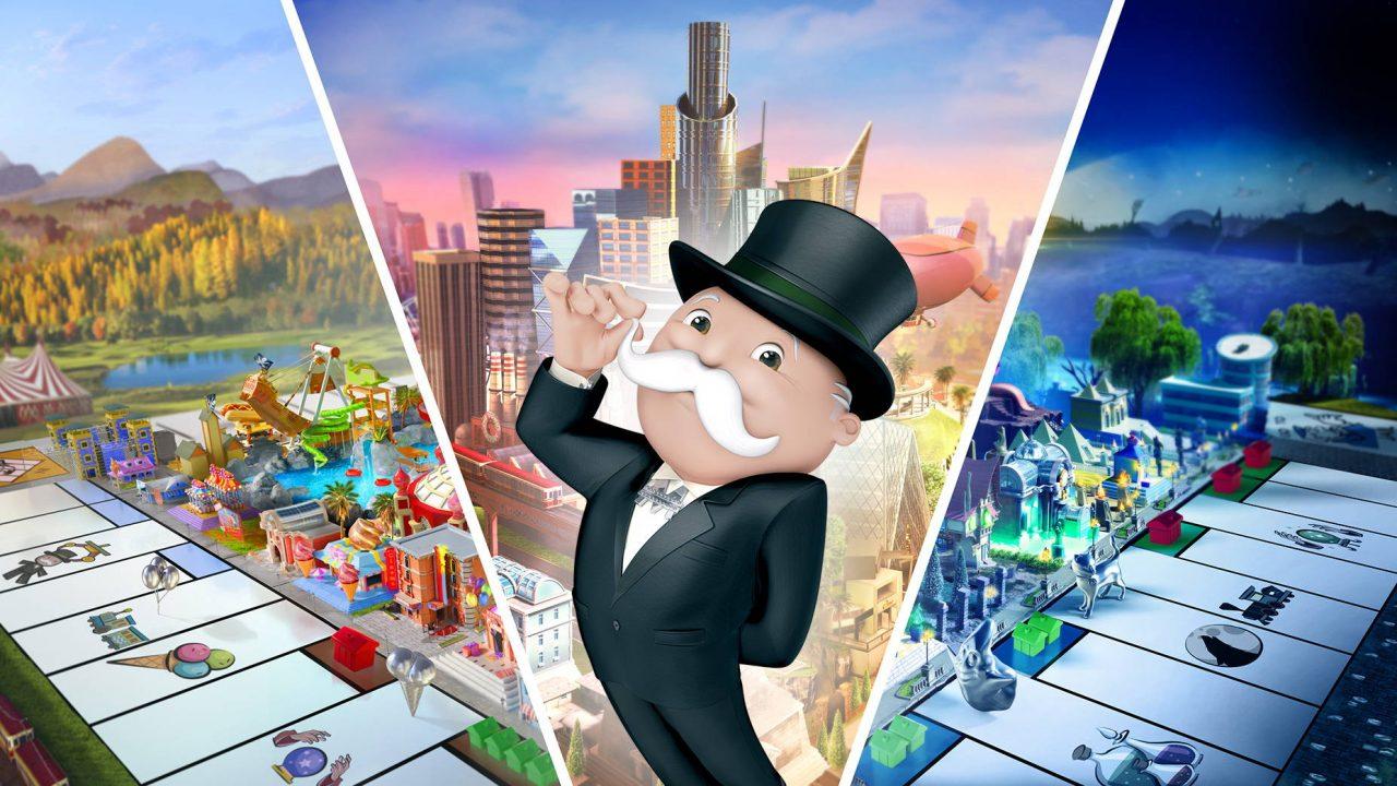 Monopoly Plus débarque sur Stadia