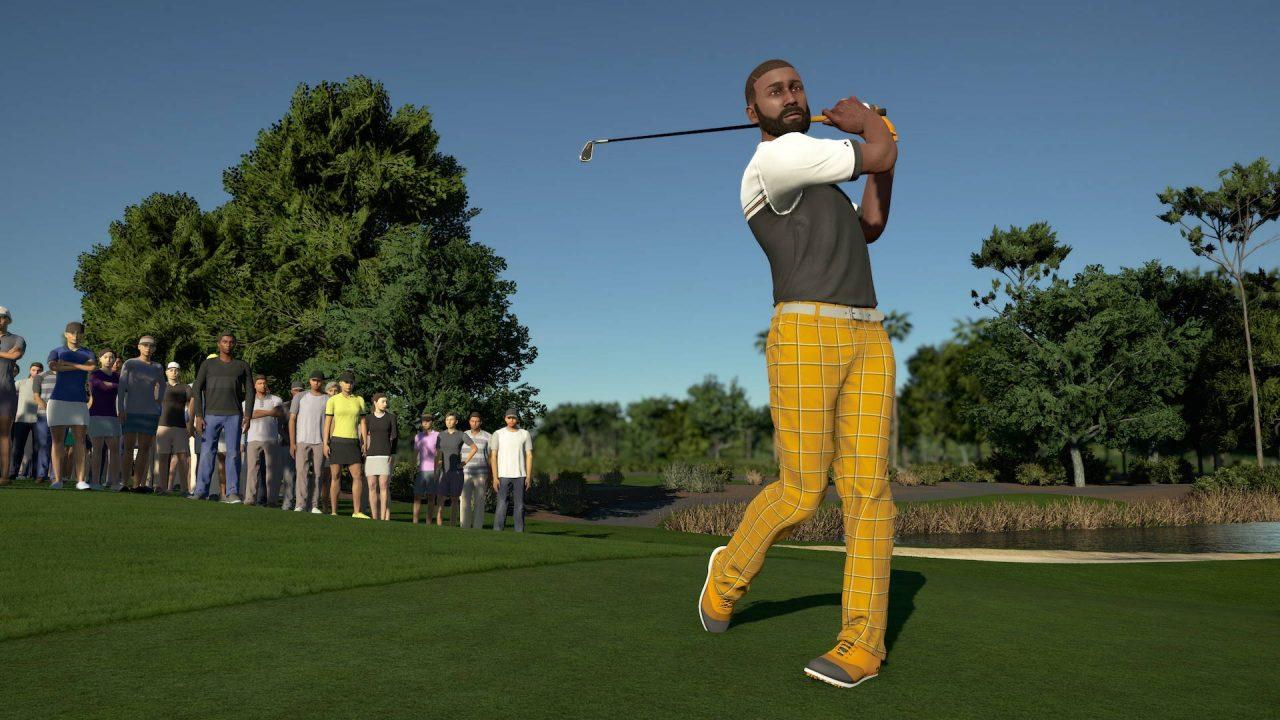 2K annonce PGA Tour 2K21 pour fin août sur consoles, PC et Stadia