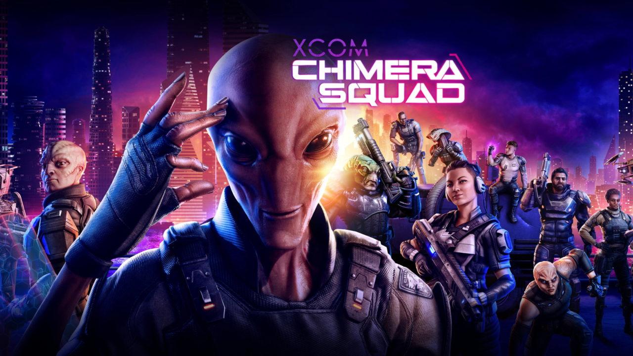 2K et Firaxis annoncent XCOM Chimera Squad