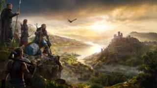 Assassin's Creed Valhalla se montre un peu plus en vidéo