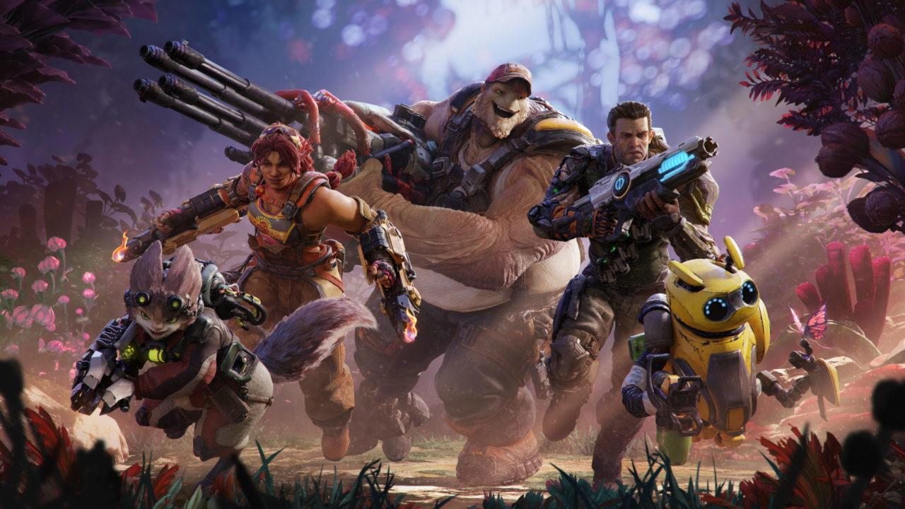 Crucible, le shooter PvP/PvE d'Amazon Game Studios, sort le 20 mai sur PC